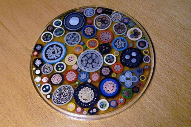 Partea nevazuta a lucrurilor simple: Structuri ale unor obiecte sectionate