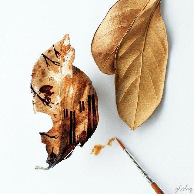 Artistul cafelei: Savoare vizuala intr-un altfel pictorial - Poza 11