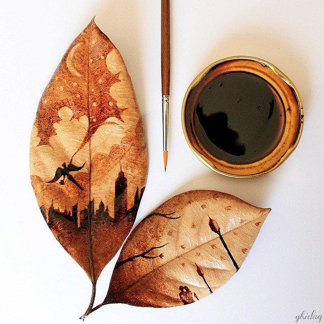 Artistul cafelei: Savoare vizuala intr-un altfel pictorial - Poza 3