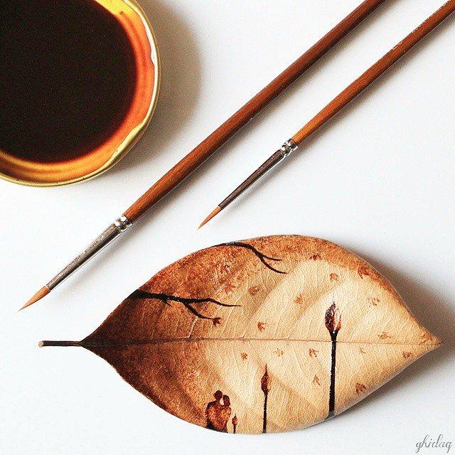 Artistul cafelei: Savoare vizuala intr-un altfel pictorial - Poza 5