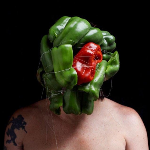 Autoportrete senzoriale: Fuziunea corpului uman cu un corp artificial - Poza 6