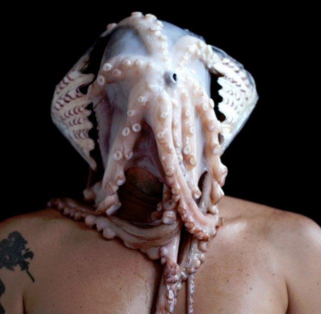 Autoportrete senzoriale: Fuziunea corpului uman cu un corp artificial - Poza 7