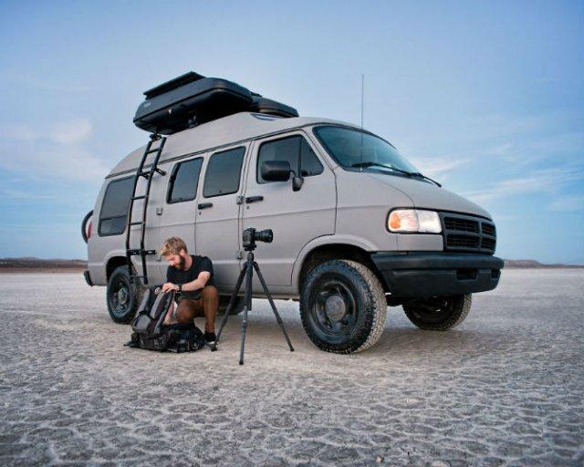 In casuta pe patru roti, explorand locuri superbe din America de Nord - Poza 8