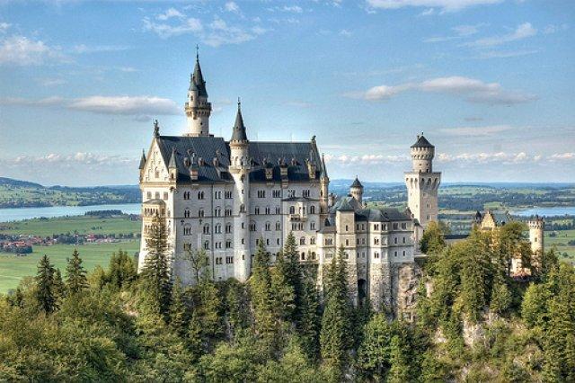 Cele mai frumoase castele din lume (I) - Poza 6