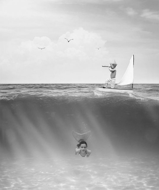 Copiii lumii, in poze alb-negru - Poza 22