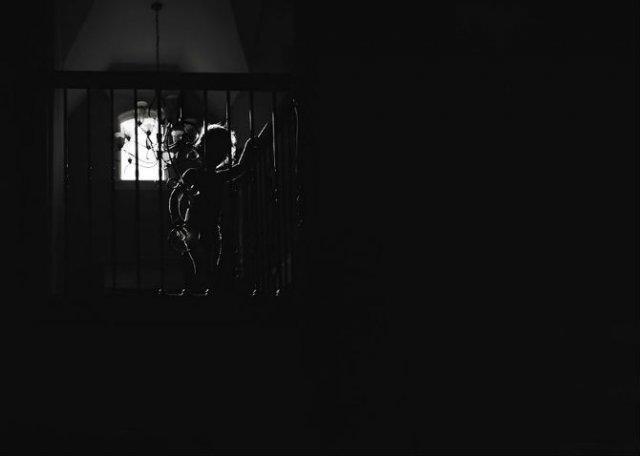 Copiii lumii, in poze alb-negru - Poza 30