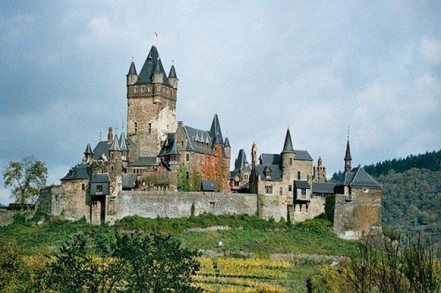Cele mai frumoase castele din lume (II)