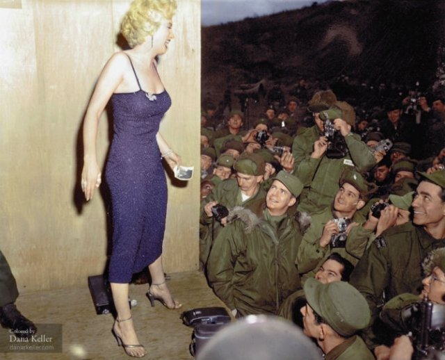 Istorie in culori: Momente cenusii din trecut, readuse la viata - Poza 7