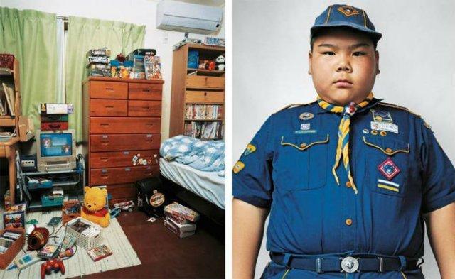 Unde dorm copiii: Colturi ale lumii in care cei mici viseaza - Poza 12