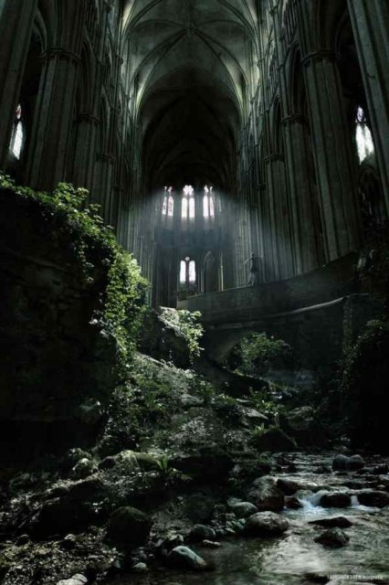 Cele mai frumoase locuri abandonate din lume - Poza 19