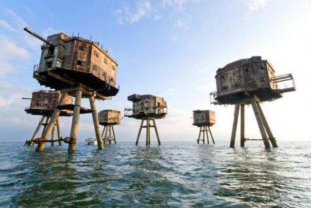 Cele mai frumoase locuri abandonate din lume - Poza 22