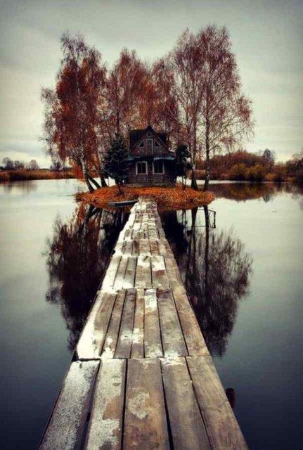Cele mai frumoase locuri abandonate din lume - Poza 26