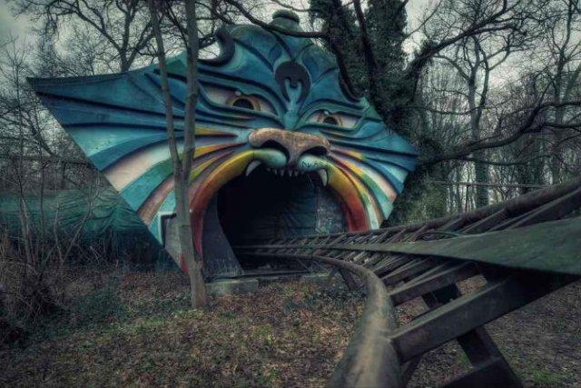 Cele mai frumoase locuri abandonate din lume - Poza 1