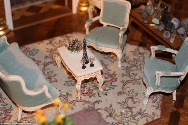Casa de papusi de milioane: Lux si opulenta pentru partenerii de joaca - Poza 11