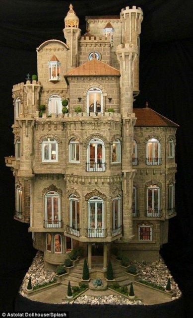 Casa de papusi de milioane: Lux si opulenta pentru partenerii de joaca - Poza 4