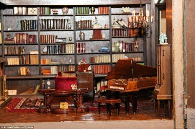 Casa de papusi de milioane: Lux si opulenta pentru partenerii de joaca - Poza 6