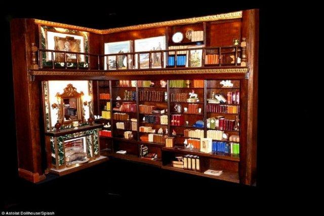 Casa de papusi de milioane: Lux si opulenta pentru partenerii de joaca - Poza 7
