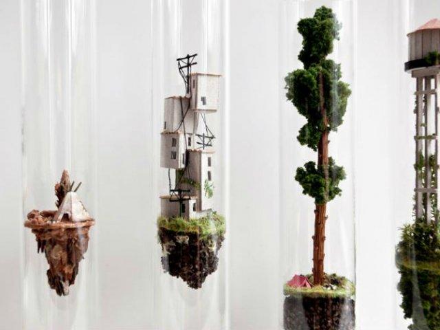Viata in eprubete: Sculpturi miniaturale, cu Rosa de Yong - Poza 1