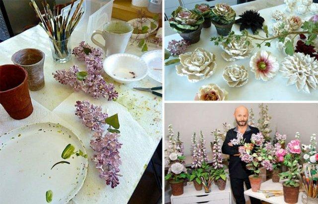 Flori din portelan, cu Vladimir Kanevsky - Poza 4