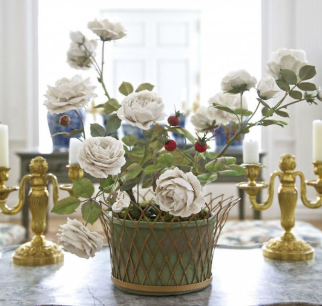 Flori din portelan, cu Vladimir Kanevsky - Poza 5
