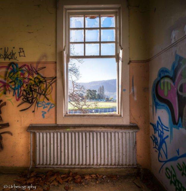 Ferestrele magice: Aduc un aer viu cladirilor abandonate - Poza 9