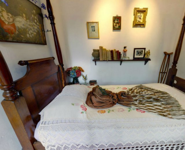 Casa Azul: Un tur memorabil in cel mai intim loc al Fridei Khalo - Poza 3