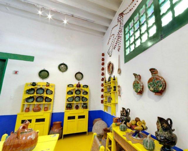 Casa Azul: Un tur memorabil in cel mai intim loc al Fridei Khalo - Poza 7