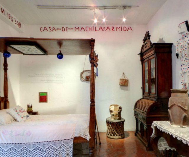 Casa Azul: Un tur memorabil in cel mai intim loc al Fridei Khalo - Poza 10