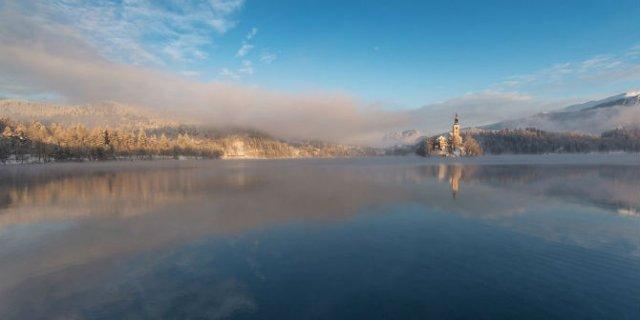 Dimineti de poveste din Slovenia, in poze mirifice - Poza 4