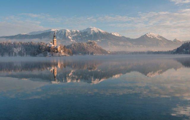 Dimineti de poveste din Slovenia, in poze mirifice - Poza 6