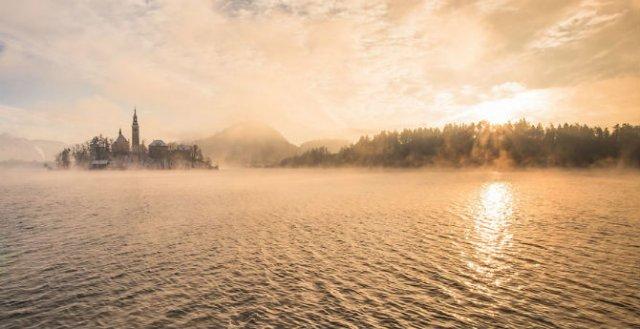 Dimineti de poveste din Slovenia, in poze mirifice - Poza 8