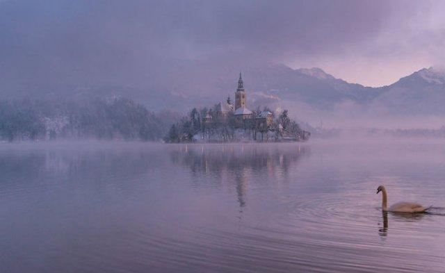 Dimineti de poveste din Slovenia, in poze mirifice - Poza 9