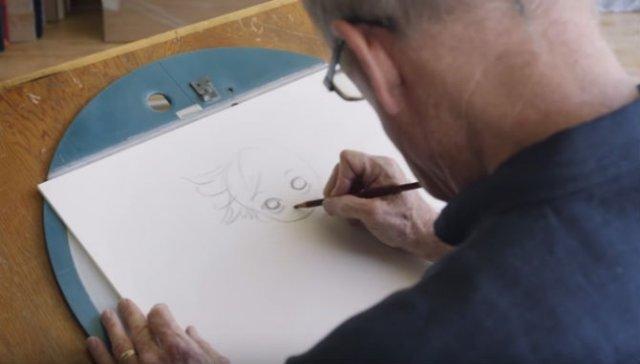 Creatorul Micii Sirene a intrat in lumea desenata de el - Poza 2