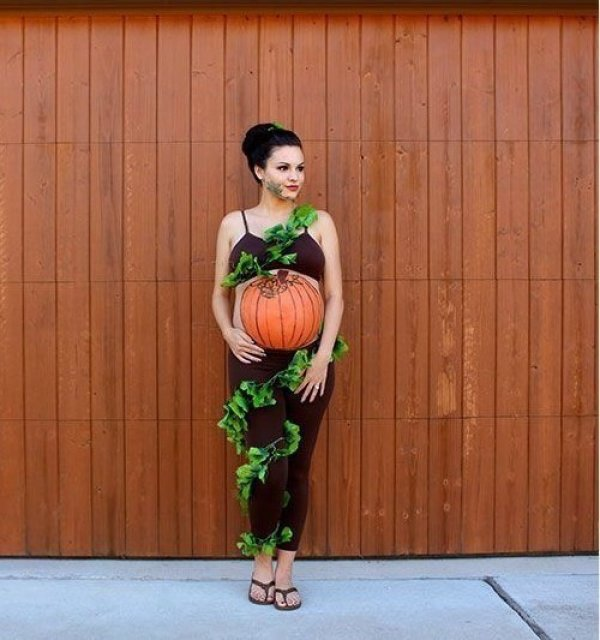 Moda pentru gravide: 16 costume trasnite, de Halloween - Poza 11