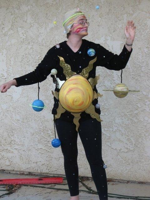Moda pentru gravide: 16 costume trasnite, de Halloween - Poza 14