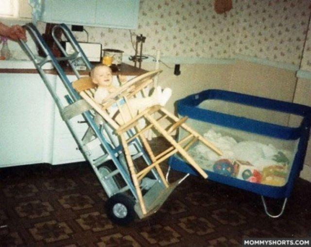 Amintiri bizare din copilarie, in 13 poze nostalgice - Poza 8