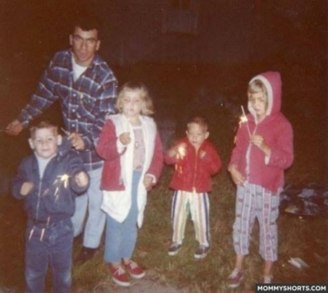 Amintiri bizare din copilarie, in 13 poze nostalgice - Poza 12