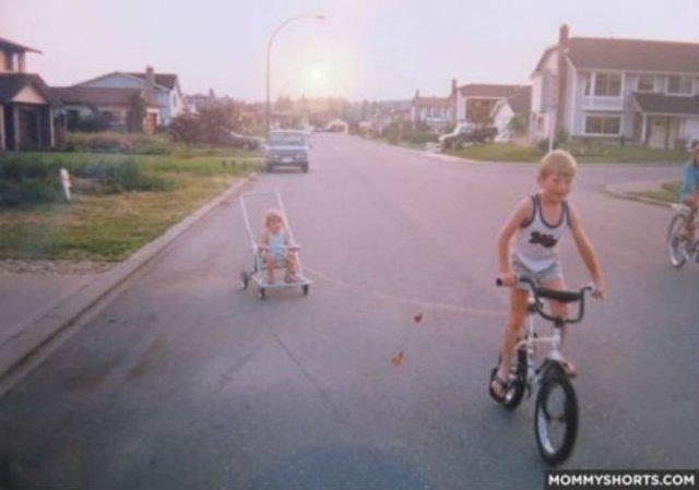 Amintiri bizare din copilarie, in 13 poze nostalgice - Poza 13