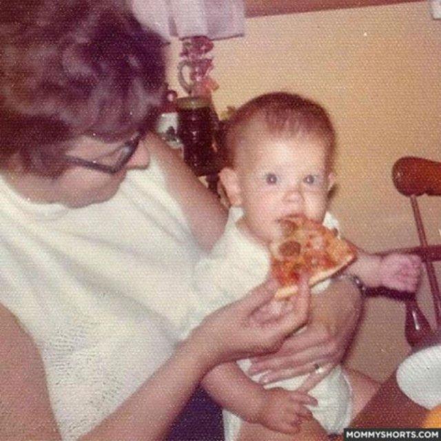Amintiri bizare din copilarie, in 13 poze nostalgice - Poza 2