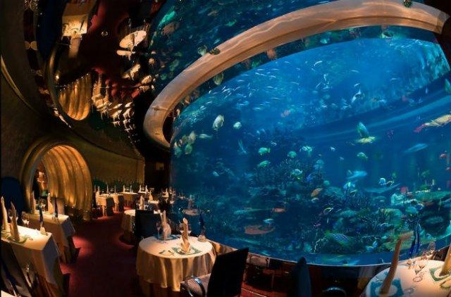 Cele mai romantice restaurante din lume - Poza 12