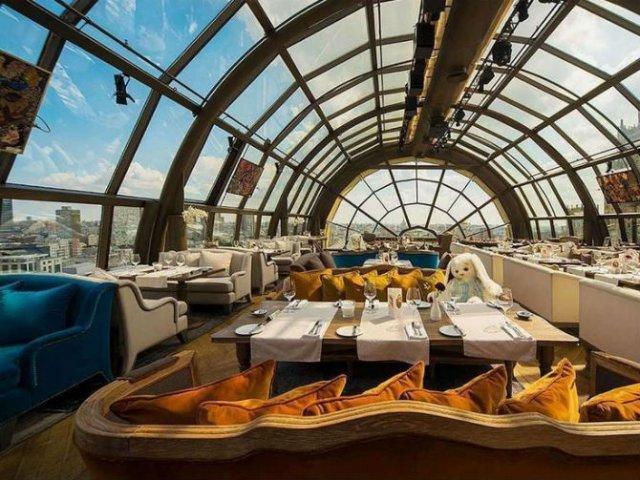 Cele mai romantice restaurante din lume - Poza 13