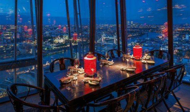 Cele mai romantice restaurante din lume - Poza 18