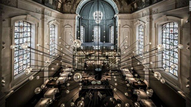 Cele mai romantice restaurante din lume - Poza 20