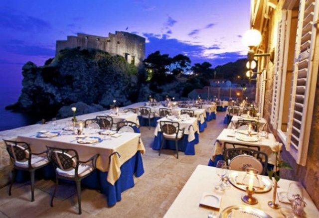 Cele mai romantice restaurante din lume - Poza 21