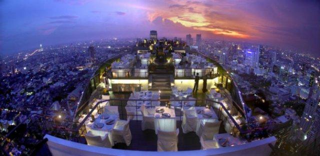 Cele mai romantice restaurante din lume - Poza 22