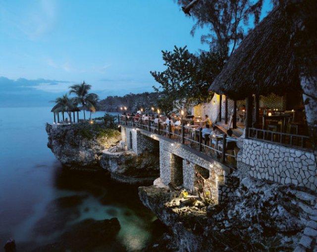 Cele mai romantice restaurante din lume - Poza 23