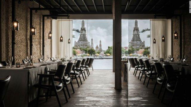 Cele mai romantice restaurante din lume - Poza 24