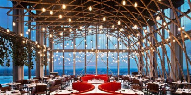 Cele mai romantice restaurante din lume - Poza 26