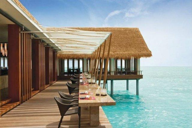 Cele mai romantice restaurante din lume - Poza 27