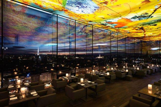 Cele mai romantice restaurante din lume - Poza 29